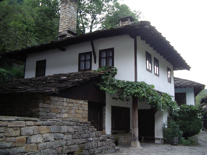 House in Kotel Region, Sliven County