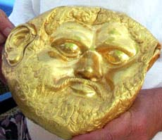 Mask of a Thracian King